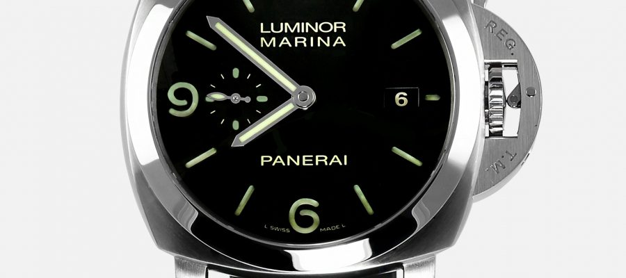 Luminor 1950 Marina Automatic PAM00312 Replik-Uhren