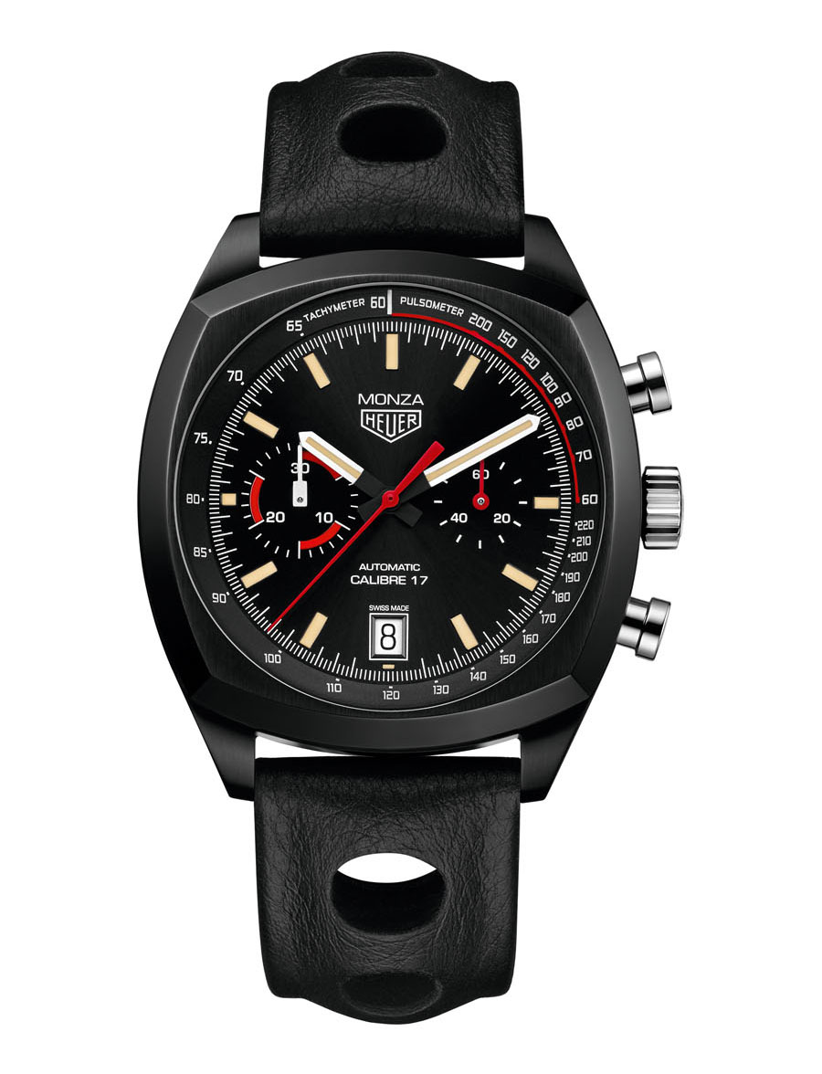 TAG Heuer: Monza Calibre 17 Limited Edition