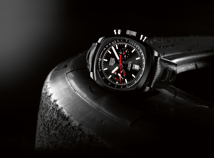 TAG Heuer: Monza Chronograph