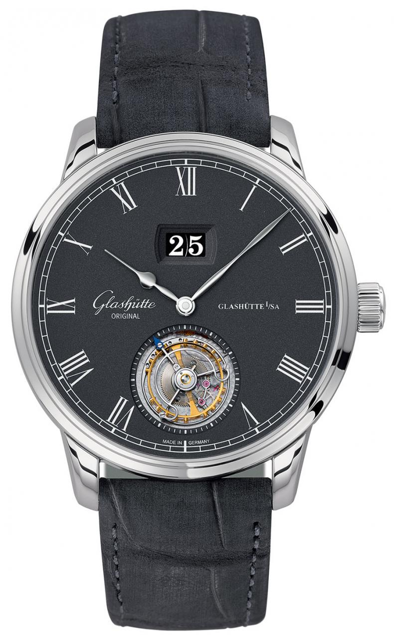 Glashütte Original: Senator Tourbillon