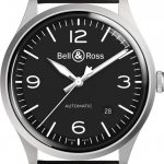 Bell & Ross: BRV1-92 Black Steel