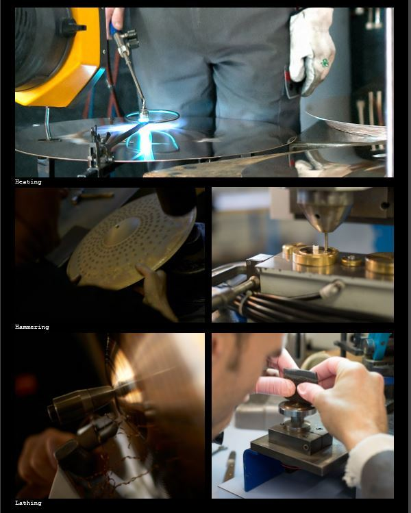 Paiste Manufacturing