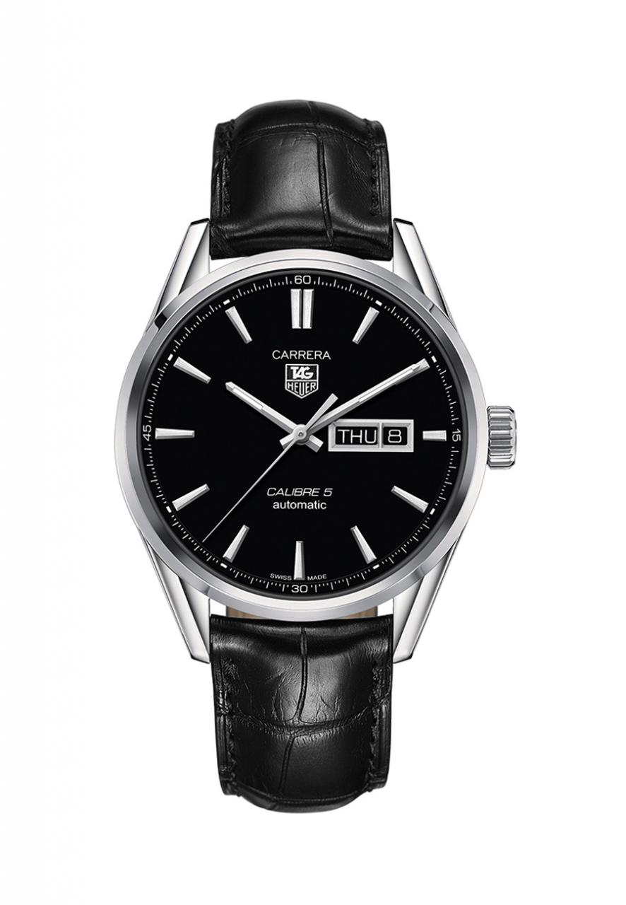 TAG Heuer: Calibre 5 Day-Date