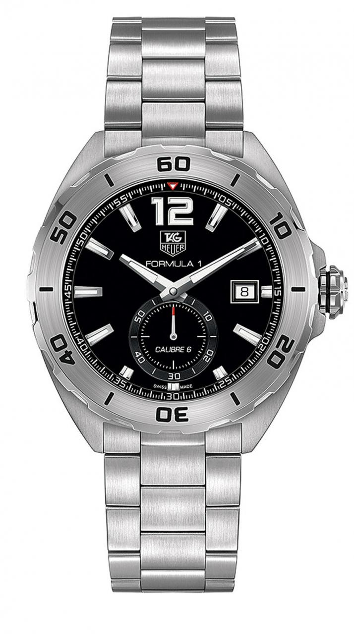 Tag Heuer: Formula 1 Calibre 6 Automatic Watch