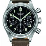 Longines: Fliegerchronograph The Longines Avigation BigEye