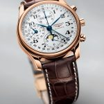 Longines: The Longines Jumping Rankings Replik Master Collection