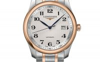 Longines: The Longines 13zn Replik Master Collection, Bicolor