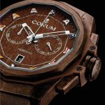 Corum Admiral AC-One 45 Chronograph Bronze: Patina-Unikat